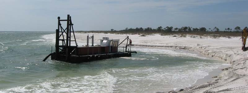 Mexico Beach Inlet Improvements